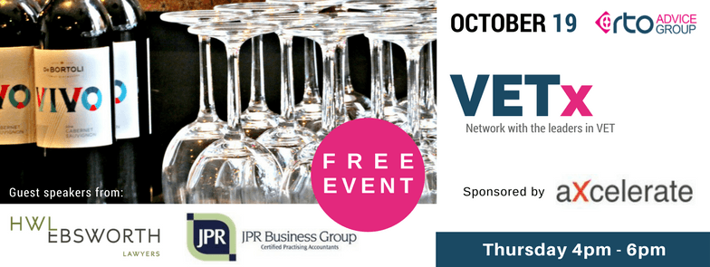 VETx – October event