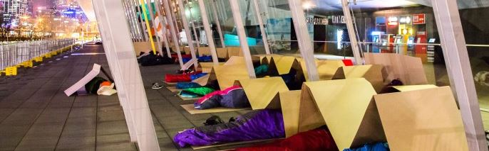 725,000 reasons why our CEO was homeless for one night