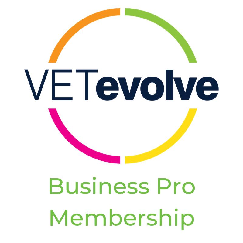 VETevolve Business Pro Membership