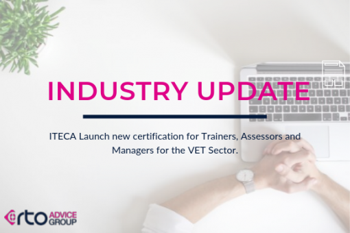 Industry Update: ITECA Launch Accreditation for VET professionals