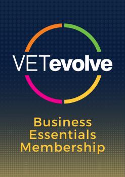 VETevolve Business Essentials Membership