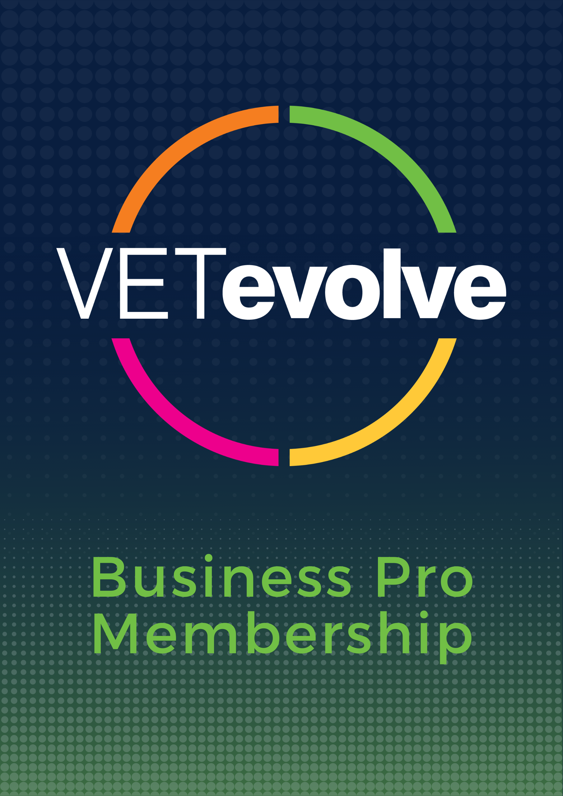 VETevolve Business Pro Membership