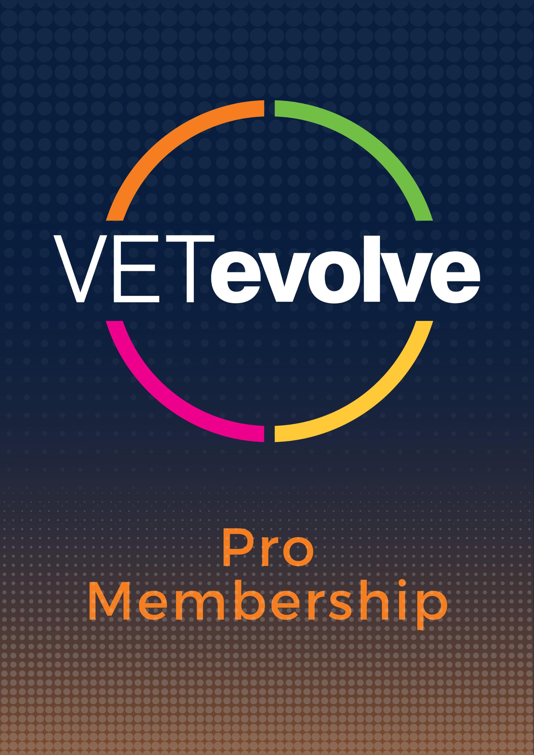 VETevolve Pro Membership