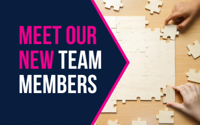 Meet our new team members
