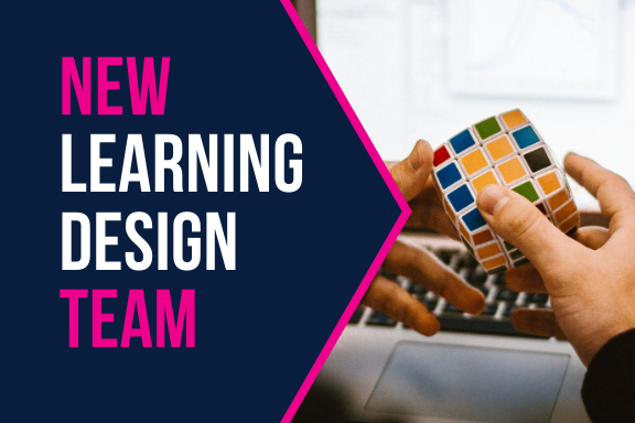 New Learning Design Team
