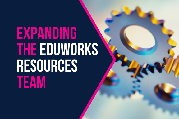 Expanding the Eduworks Resources Team