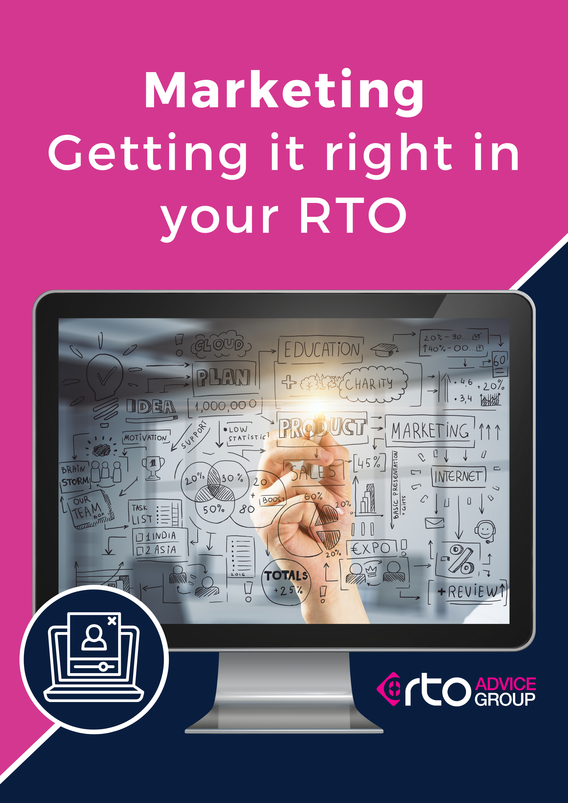 Marketing – Getting it right in your RTO