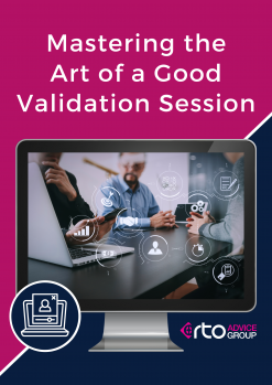 Mastering the Art of a Good Validation Session