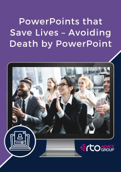 PowerPoints that Save Lives – Avoiding Death by PowerPoint