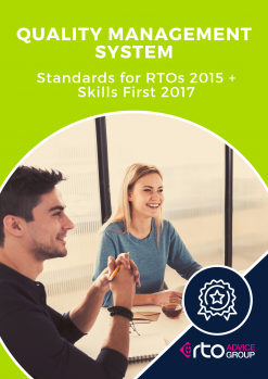 Quality Management System Standards for RTOs Skills First
