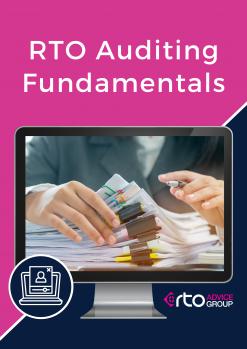 RTO Auditing Fundamentals