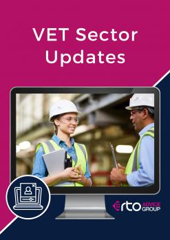 VET Sector Updates